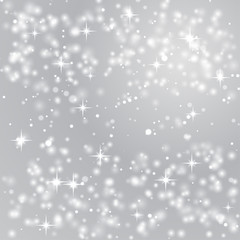Shiny Christmas Background