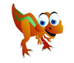 cute dinosaurs cartoon