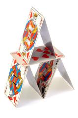 Le château de cartes