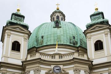 Türme der Peterskirche, Wien