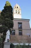 Saint Angela sculpture, Seville, Spain