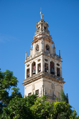 codoba's mosque tower