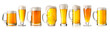 beer glass - 58610271
