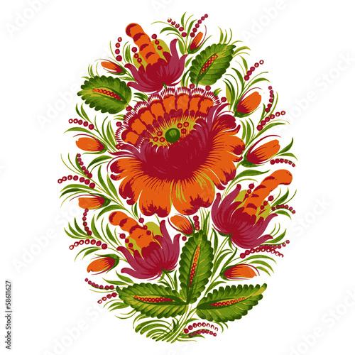kwiatowy-ornament-ozdobny
