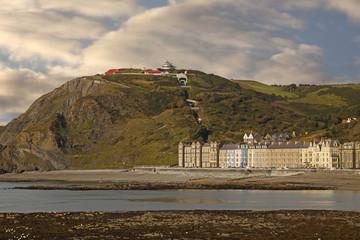 Constitution Hill Aberystwyth