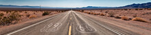 "Постер, картина, фотообои ""Route 66 Panorama"""