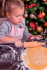 baking child nostalgic