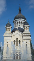 Orthodox cathdreal in Cluj Napoca, Romania