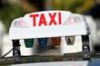 Signal lumineux d'un taxi ' occupé '