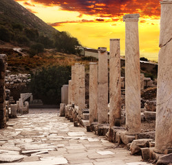 Pillars of Ephesus