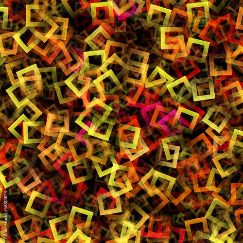 Leinwanddruck Bild abstract powerful background pattern