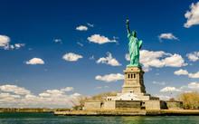 Fototapete - The Statue of Liberty