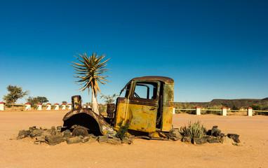 Oldtimer in the Desert, Namibia