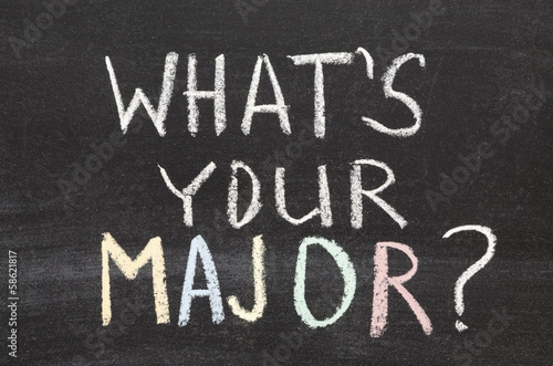 what your major