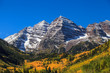 Maroon Bells, White River National Forest, Colorado