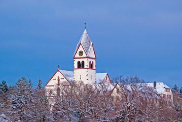 Das alte Franziskanerkloster in Kelkheim/Taunus