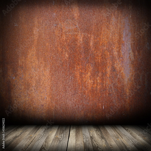 grunge architectural backdrop