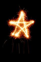 Sparkling Star Symbol