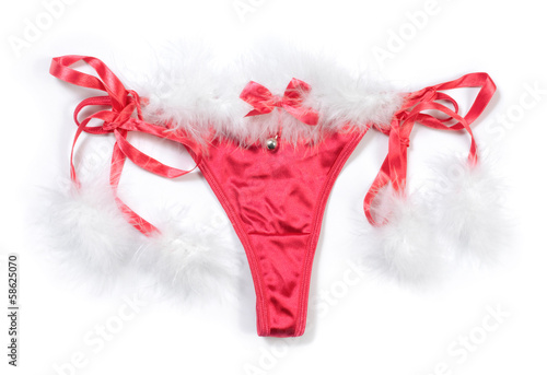 Romantic Christmas Women Lingerie