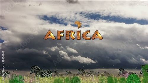 African background