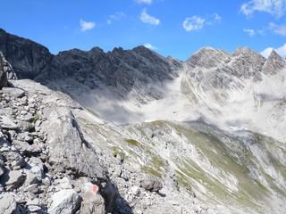 Wanderung zum Bergsee