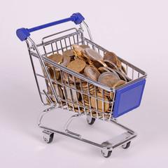 shopping- einkaufen