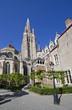 Churchtower of Bruges, Belgium