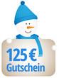 125 € Gutschein