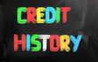 Credit History Concept