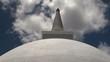 Ancient Maha Stupa on the Mihintale hill. Sri Lanka.