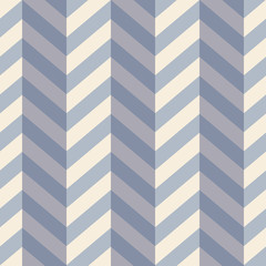 seamless Vector Chevron Zigzag Background