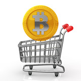 Purchase of bit coin
