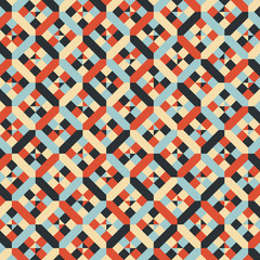 fond moderne avec formes géométriques