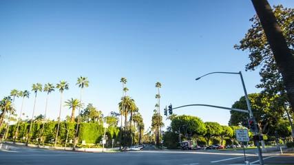 Beverly Hills Drive Through