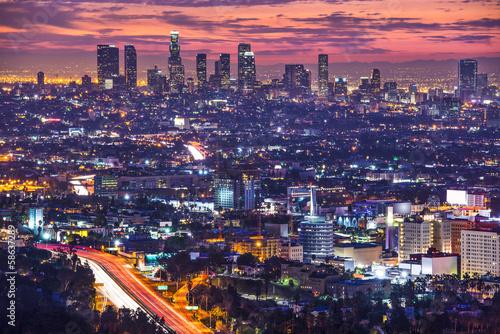 Foto op Aluminium Los Angeles Los Angeles