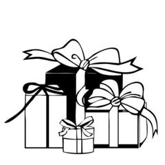Geschenk Geschenkbox