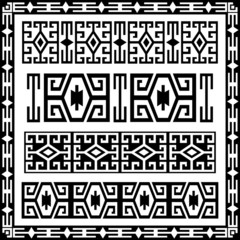 traditional geometric design elements version