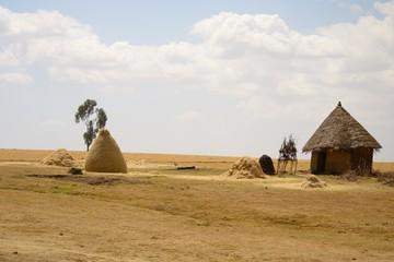 African rural life