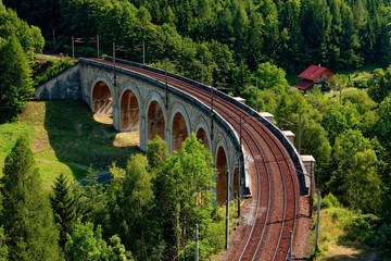 Semmering Bahn viaducts