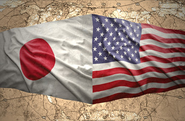 United States of America and Japan