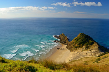 Oceans melting at Cape Reinga