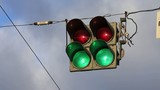dual traffic light