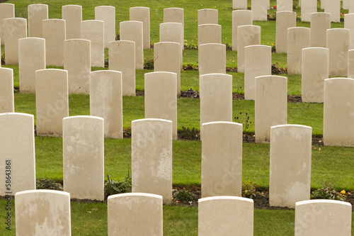 world war one cemetery tyne cot belgium flanders ypres
