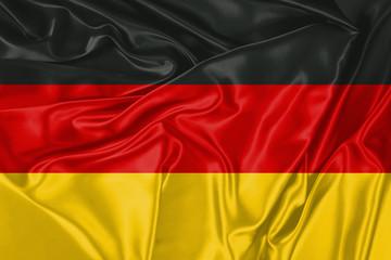 Stofffahne Deutschland