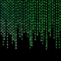 Abstract Green Binary Code