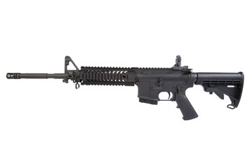 Left side AR-15