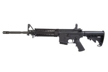 Left side AR-15