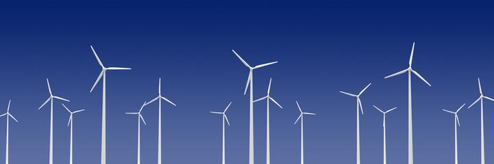 Wind turibines