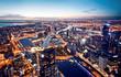 Melbourne, Victoria, Australia - 58653619