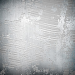 iron background